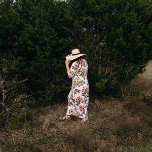 Floral Dress Maxi